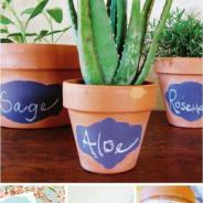Pot Labels