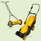 Lawn Mower (Electric & Manual)